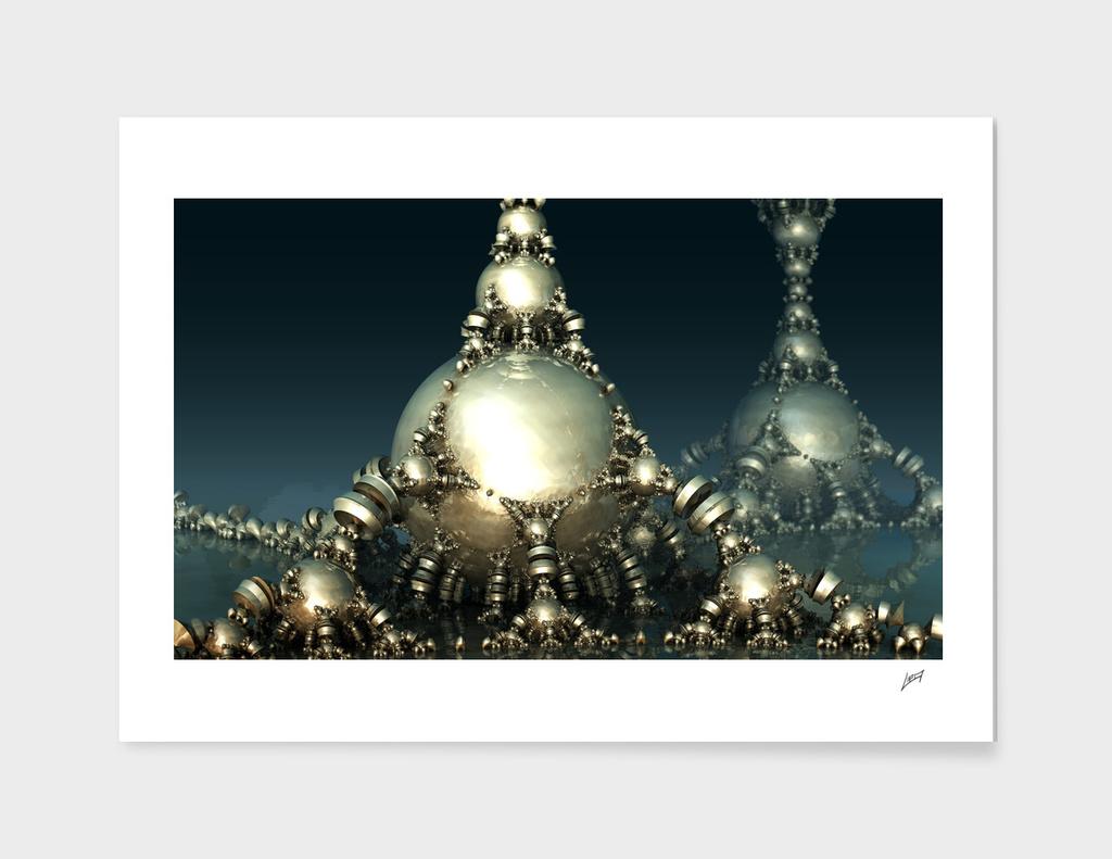 Bulbs On The Water