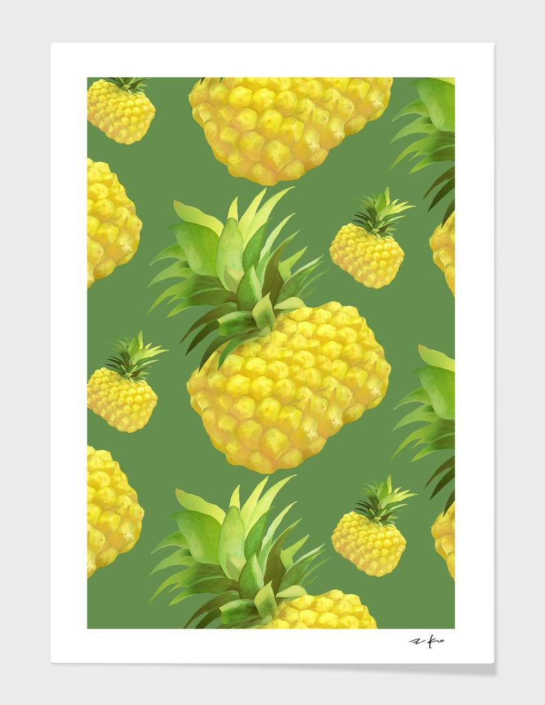 XiaoTieJun Pineapple