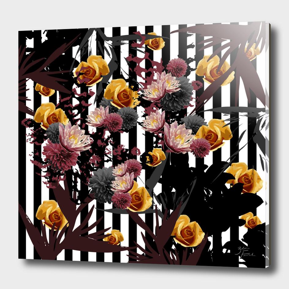 Dark Floret Cluster