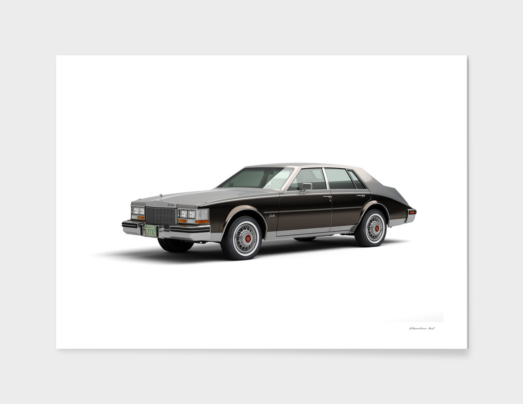 Cadillac Seville Elegante