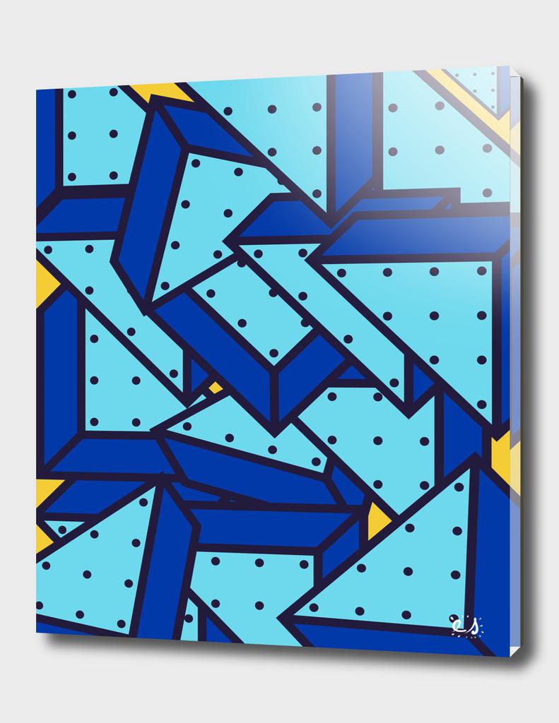 Pop Art Pattern Eighties