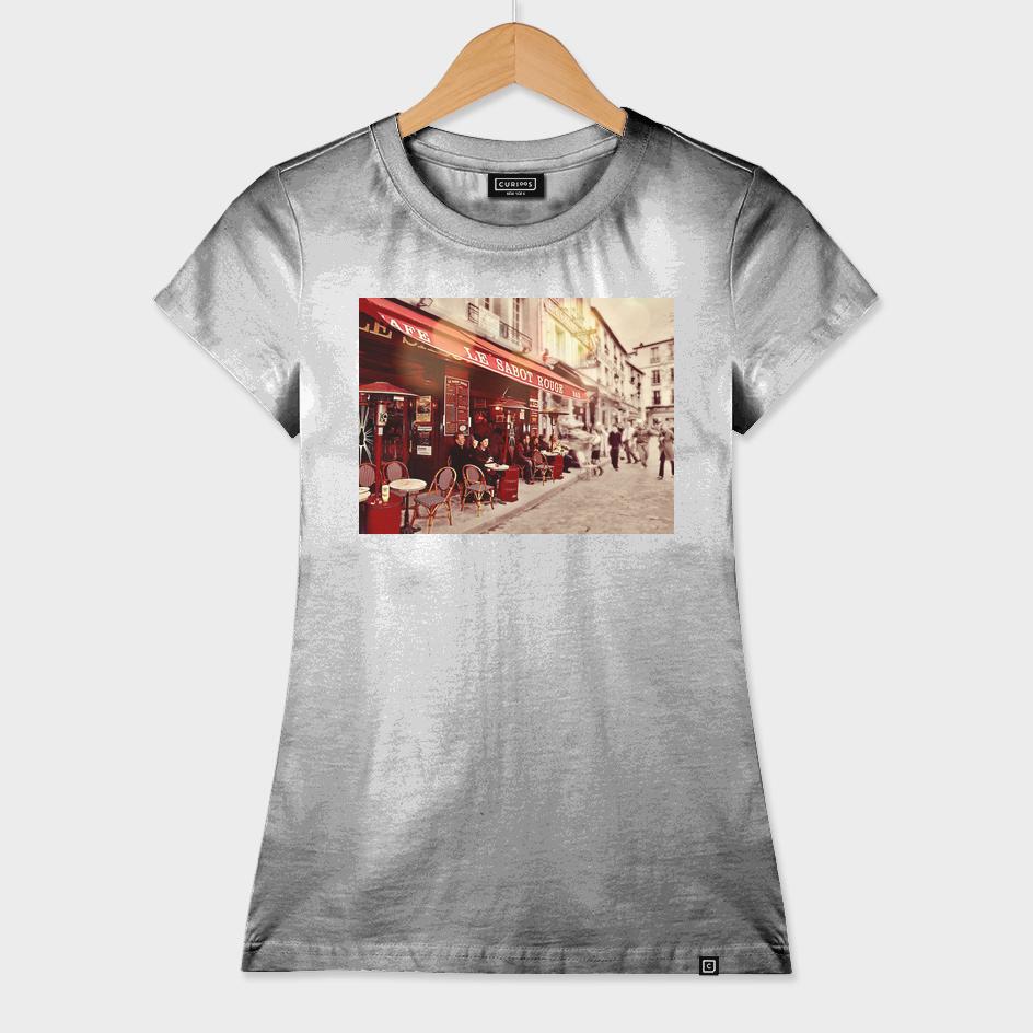 Coffehouse, Sidewalk Cafe