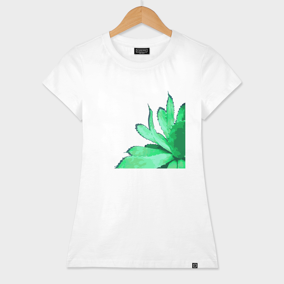 Succulent Flower ( original )