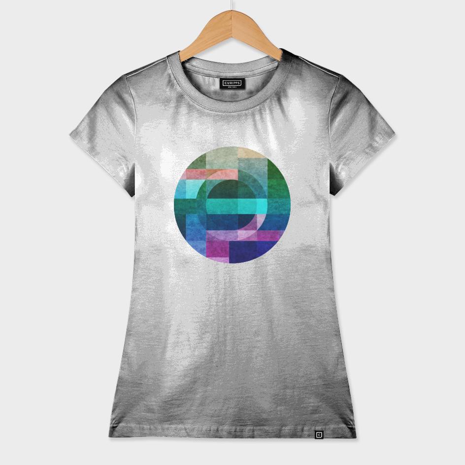 Abstract geometric I