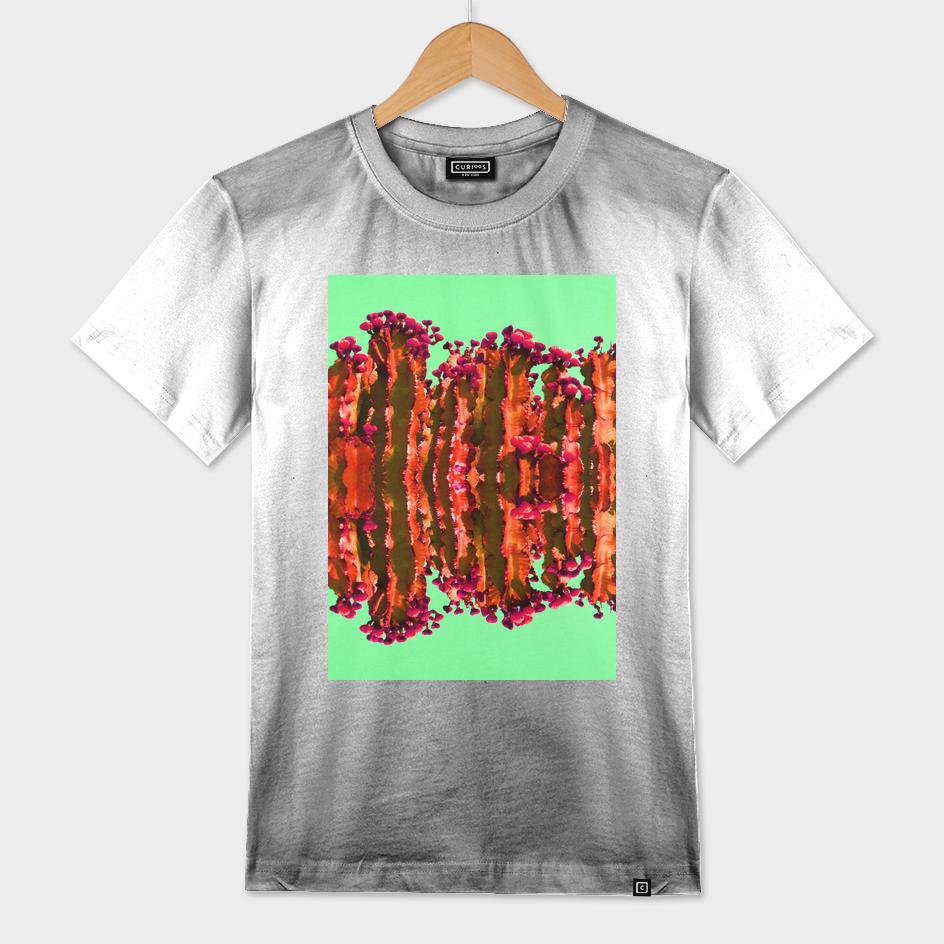 Orange Summer Cacti Daze