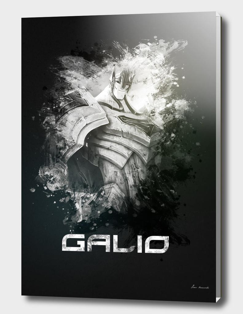 League of Legends GALIO