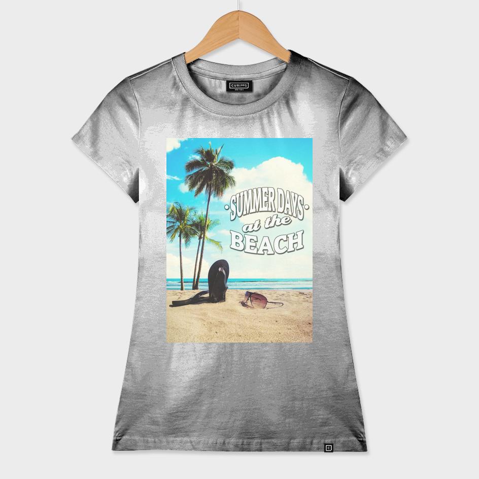 Summer Days at the Beach