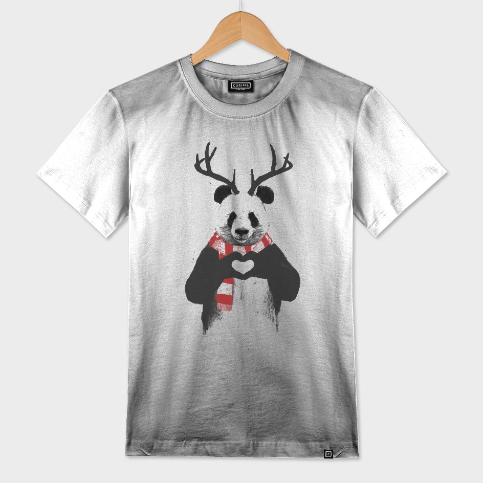 Xmas panda