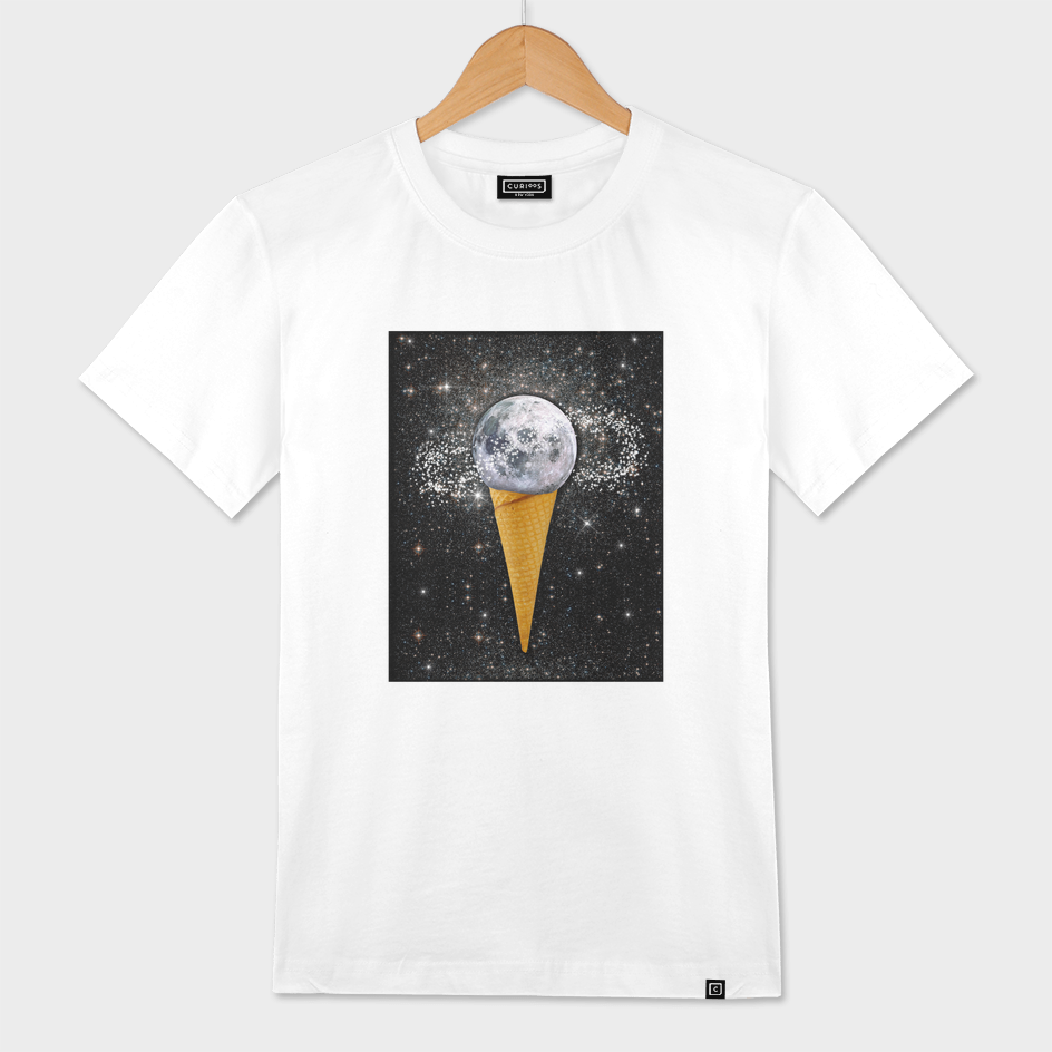 MOON ICE CREAM