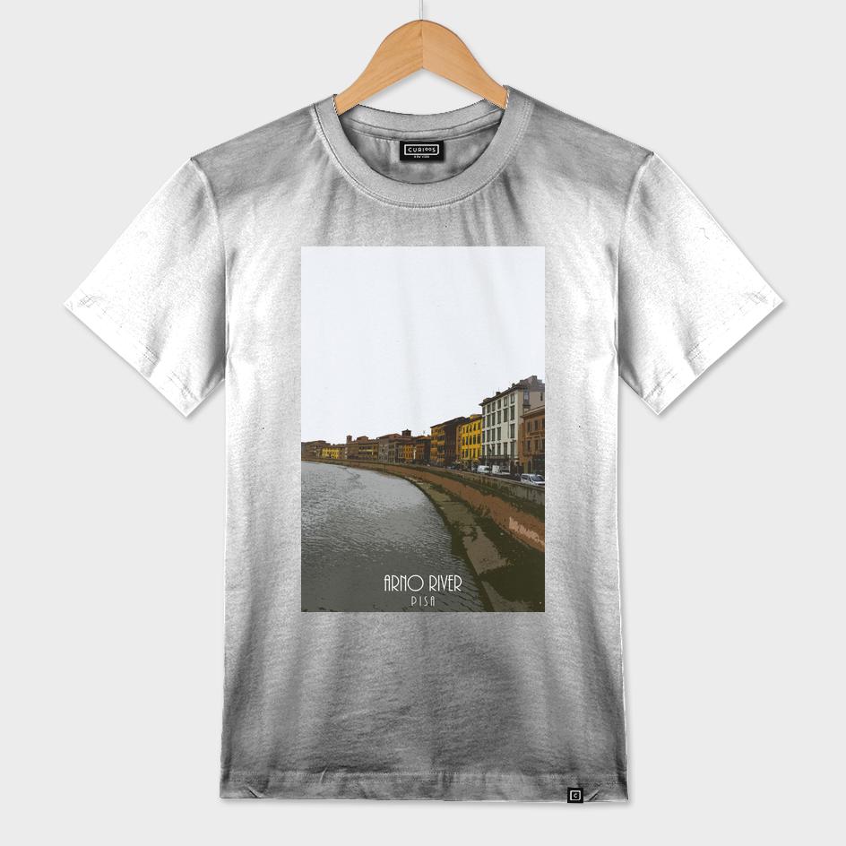 Arno River Pisa