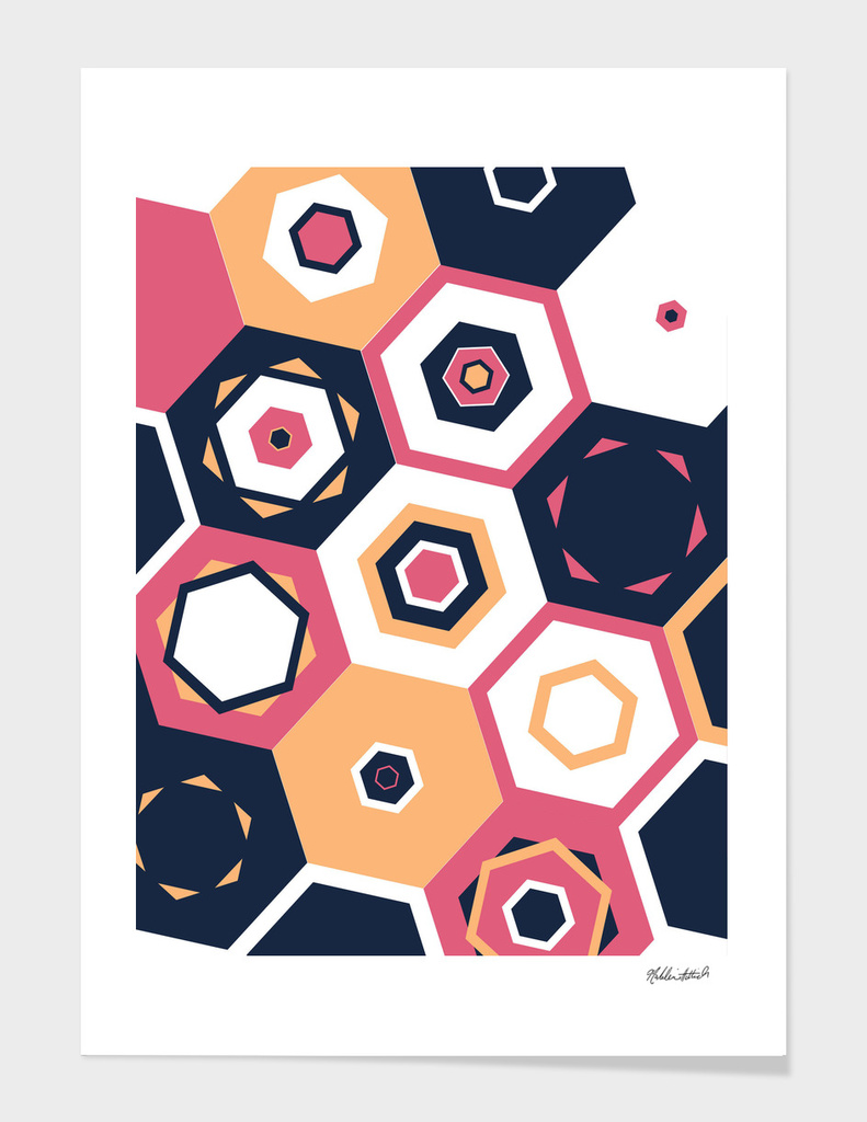 Geometric Poster 38