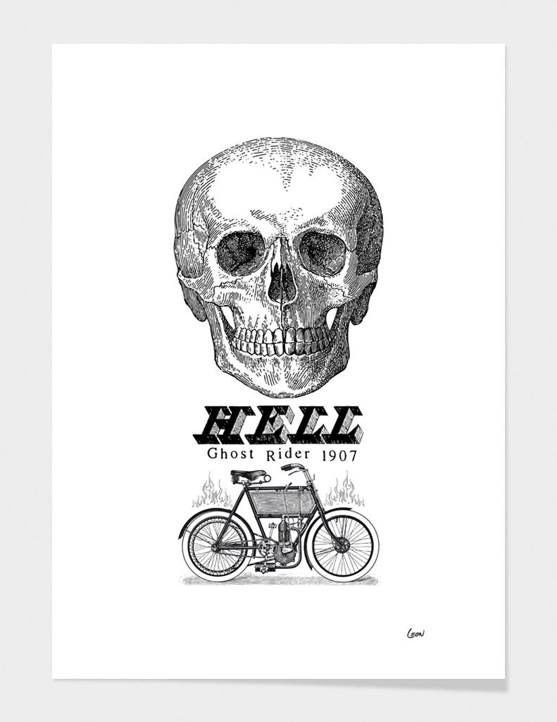 Etude - Ghost Rider
