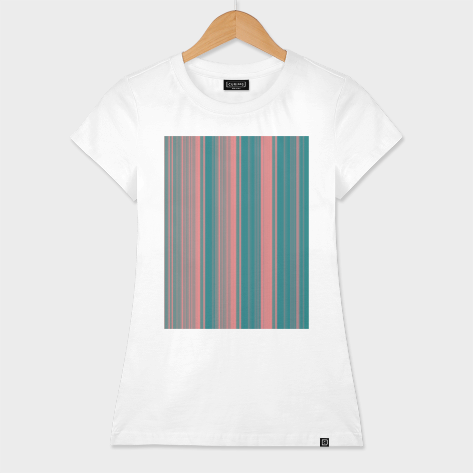 stripes - glitch
