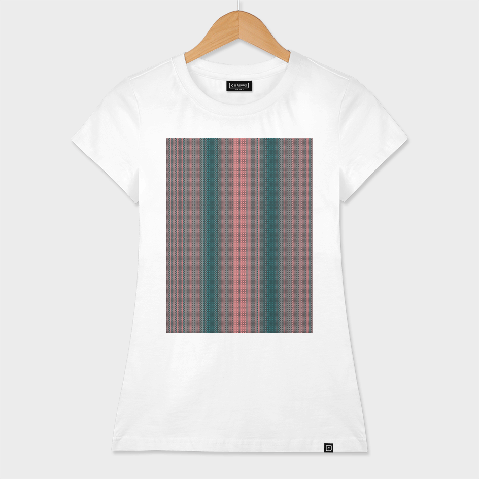 patterned stripes