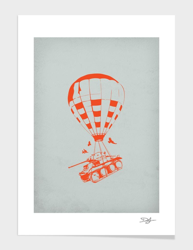 Tank Balloon