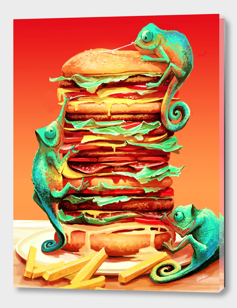 The Chamburger