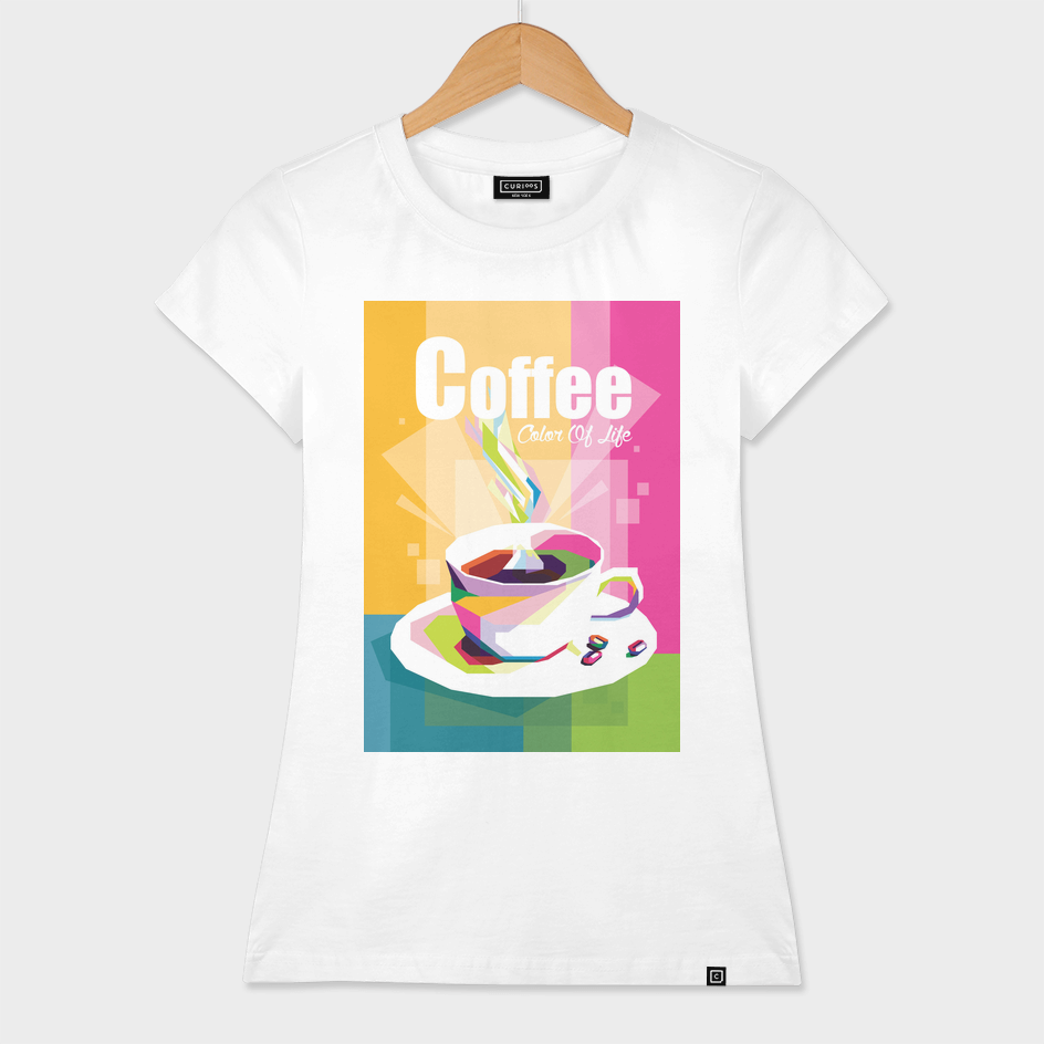 COFFEE -Color of Life (full color versio)