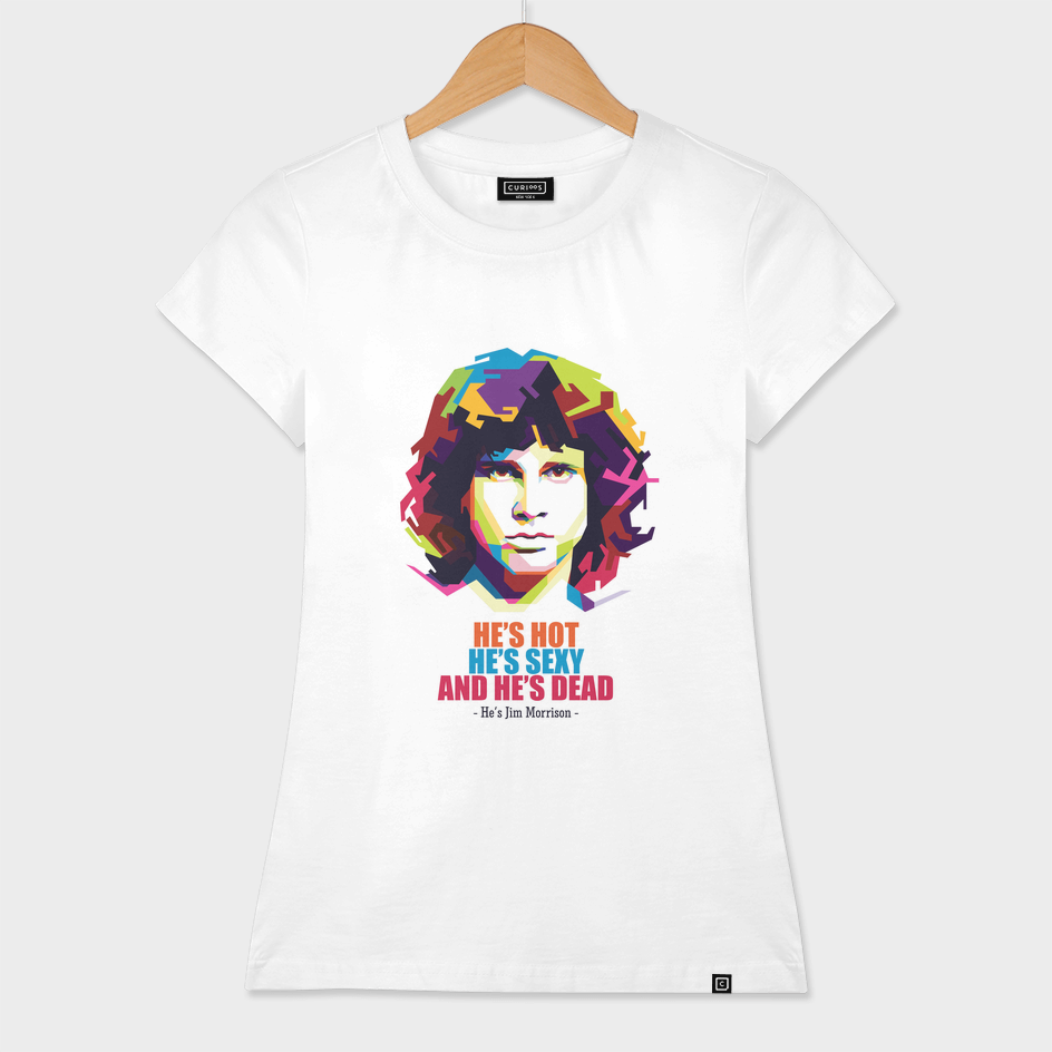 Jim Morrison - He's Dead