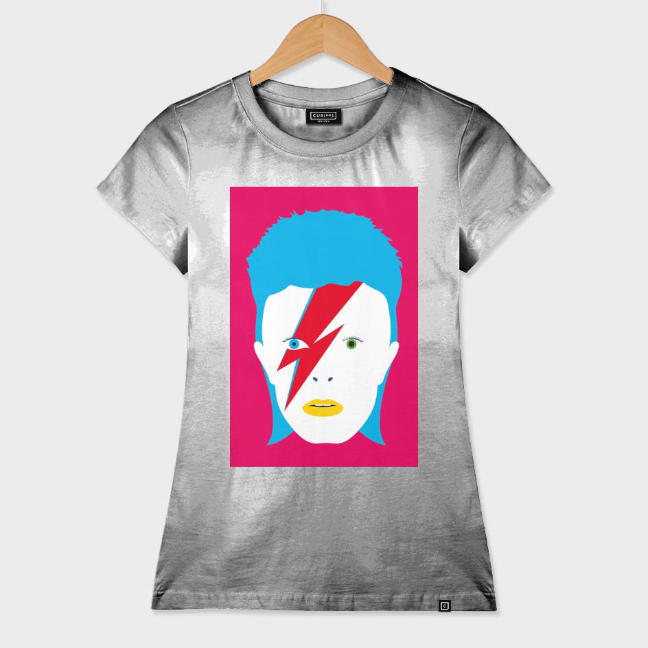 David Bowie Portrait