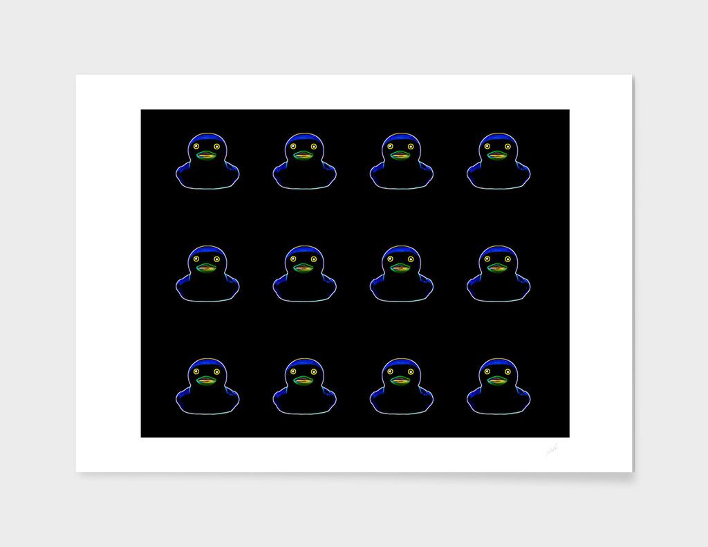 Psychedelic Ducks