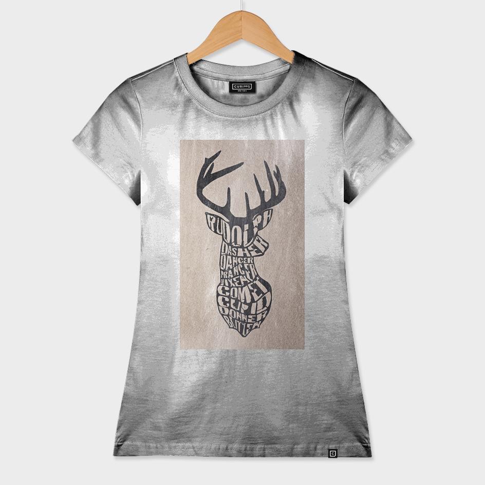 rain deer 01