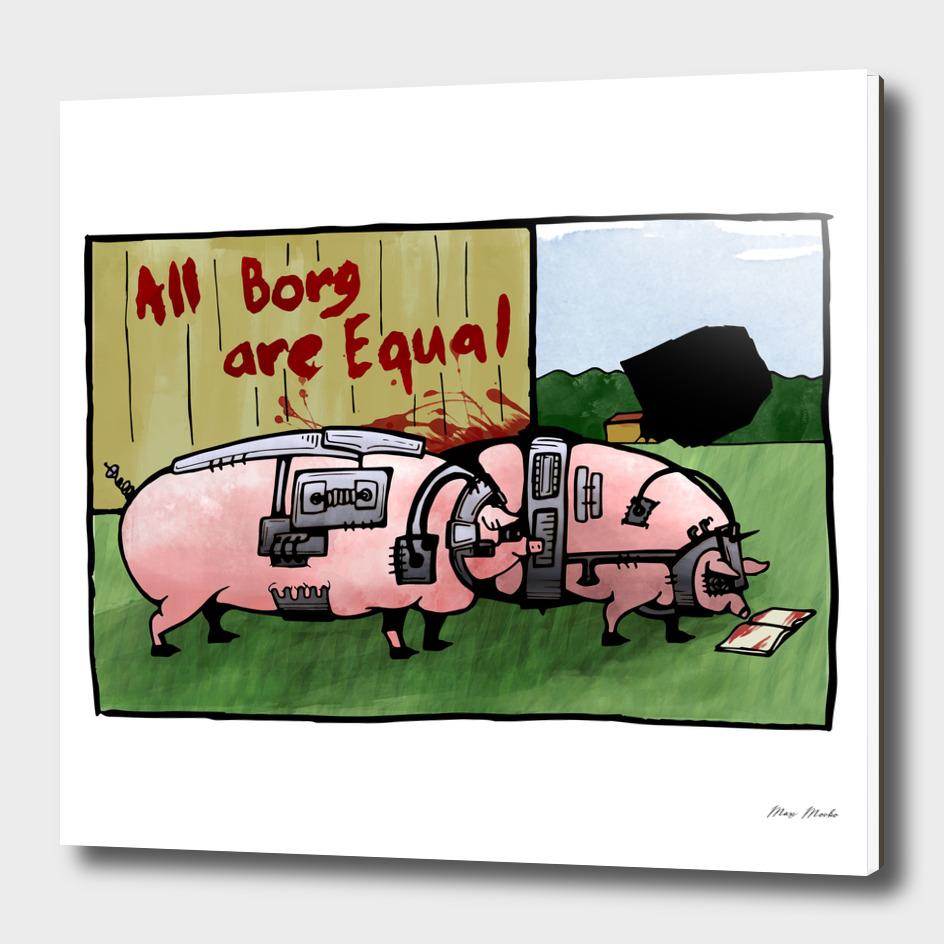 Borg Pigs