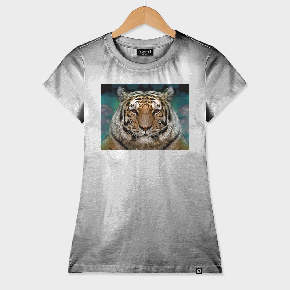 Proud tiger III