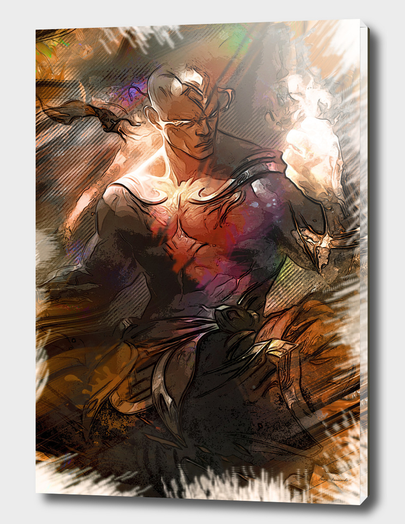 League of Legends God Fist LEE SIN