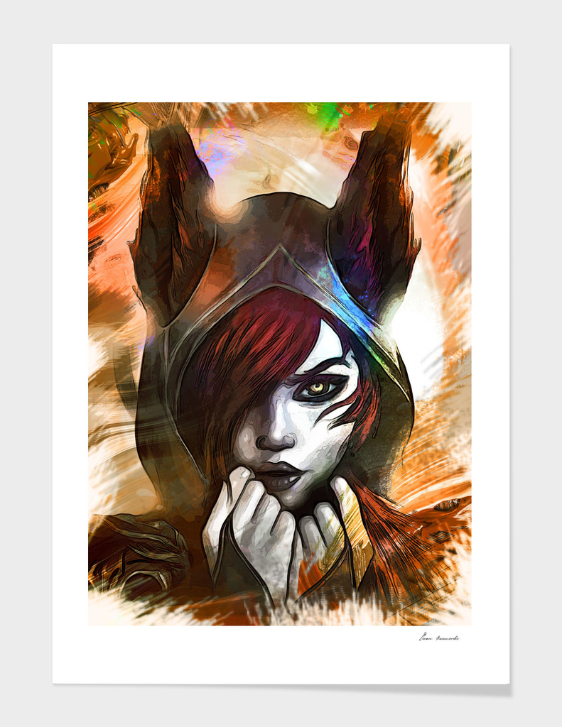League of Legends XAYAH