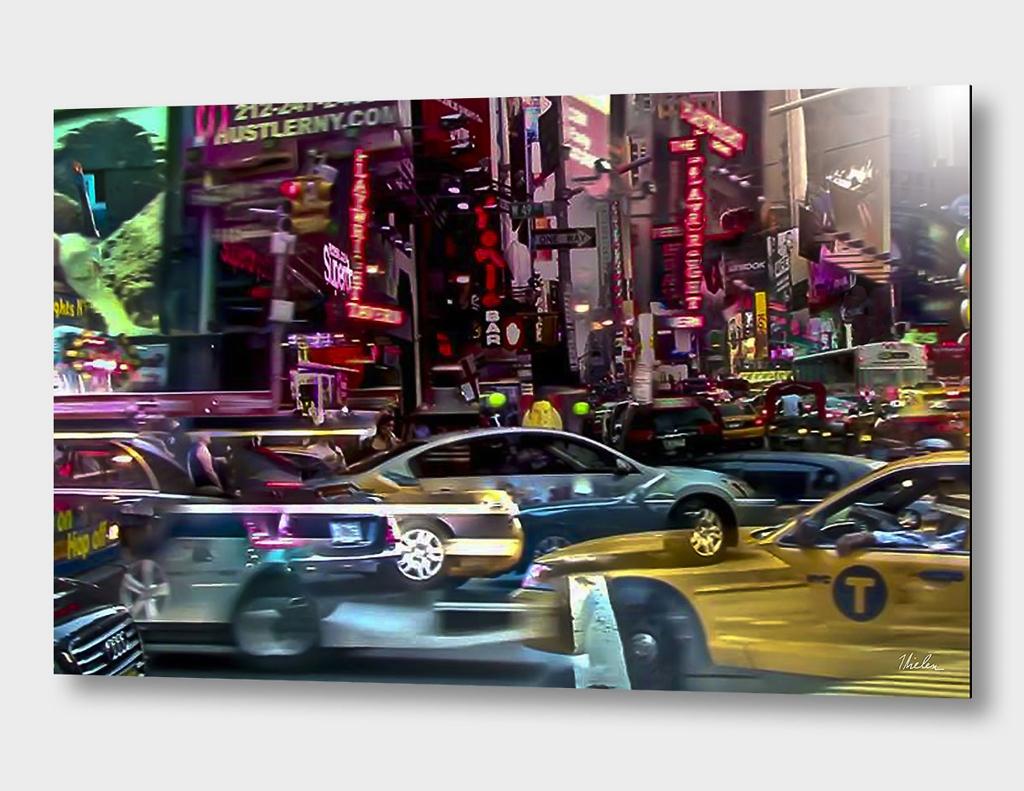 """NYC Traffic"""