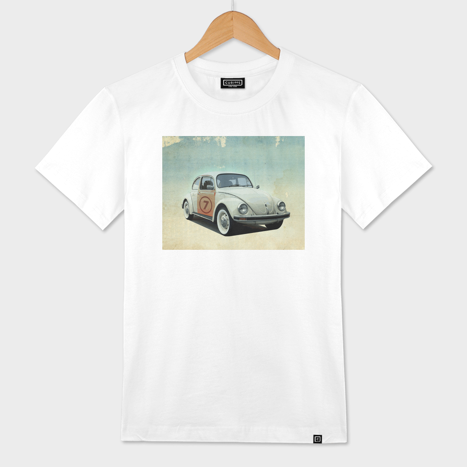 VW Beetle number 7