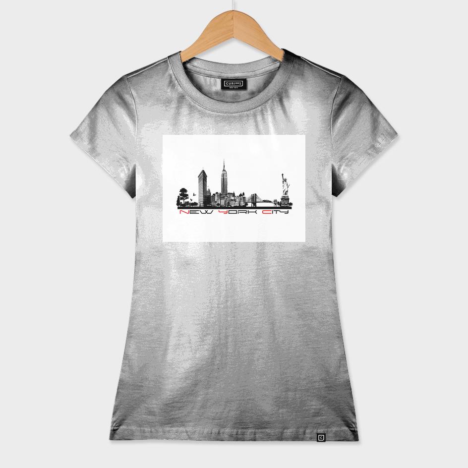 New York skyline 6