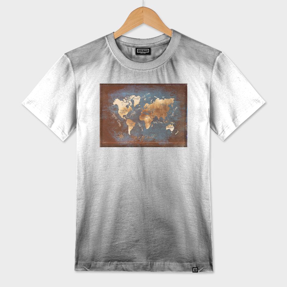 world map 42