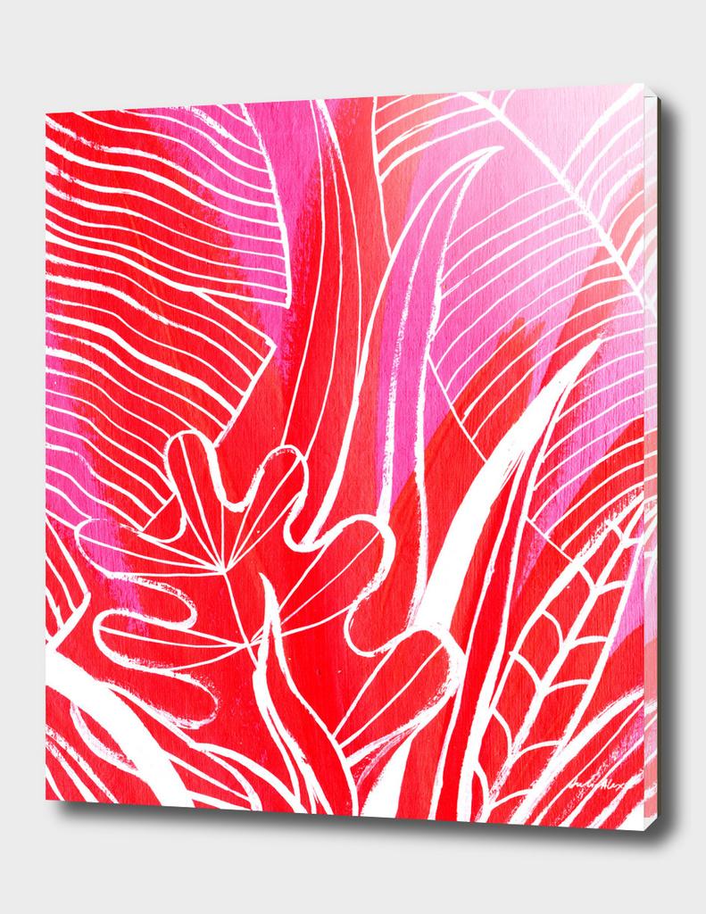 Pink Plants 2
