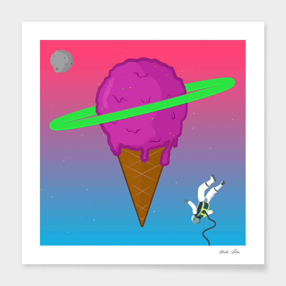 Planet cream