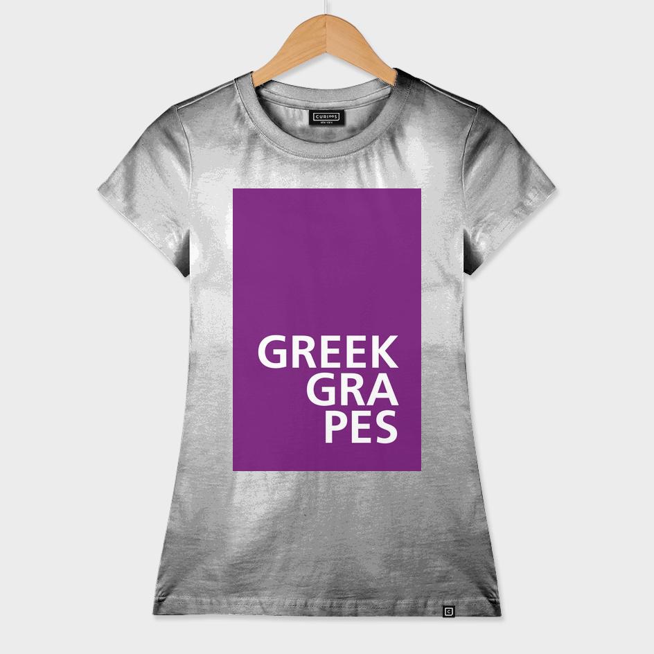 Greek Grapes – A Tongue Twisters