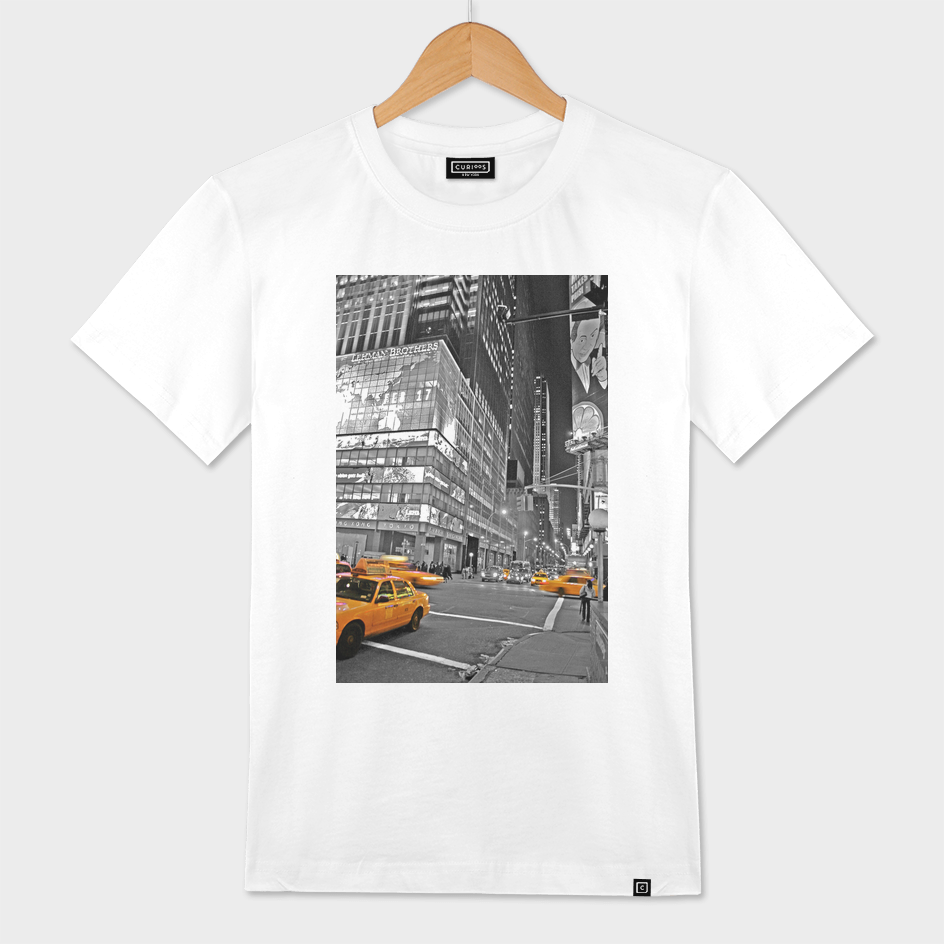 NYC - Yellow Cabs - Lehman Brothers