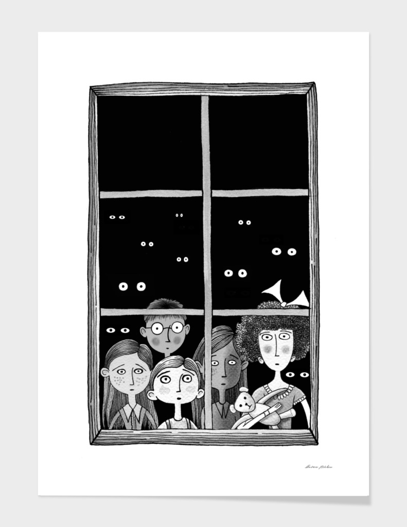 The Children in the Window
