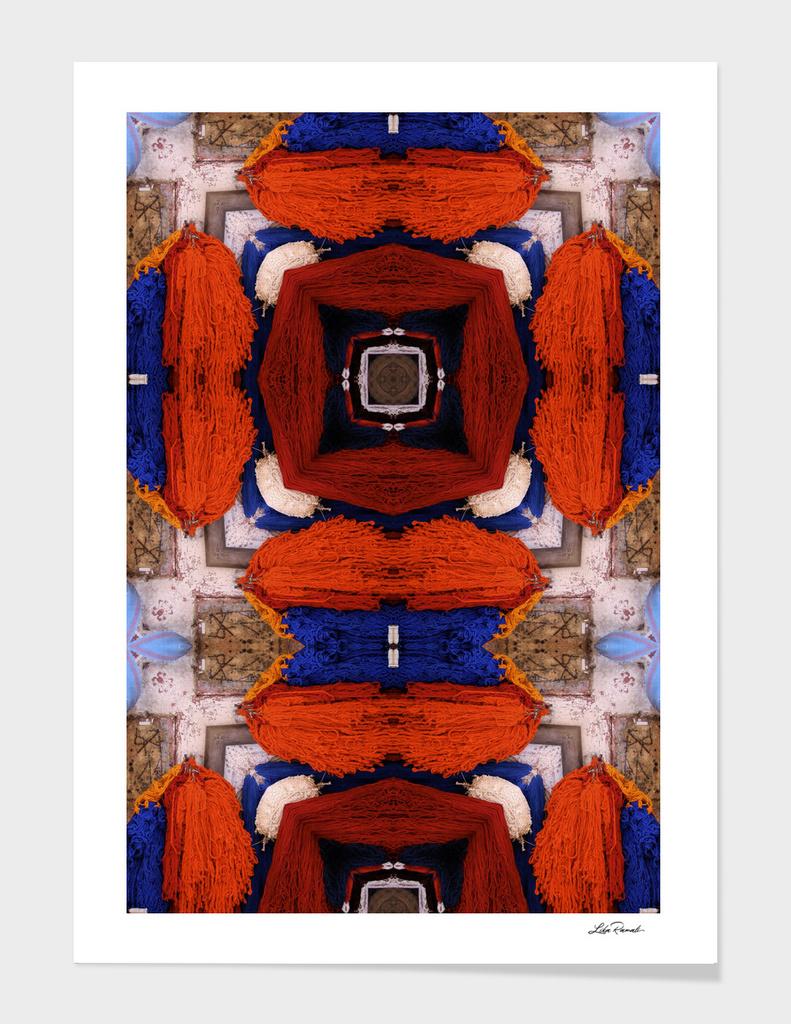 Moroccan Wool by Lika Ramati