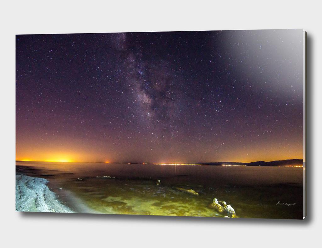 Salton Sea Sky