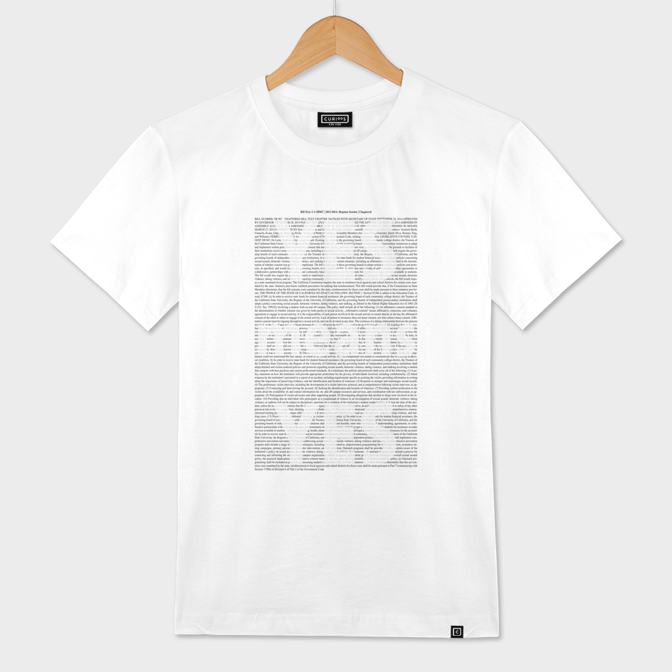 Yes means Yes - SB-967