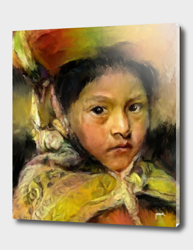 Andean Child