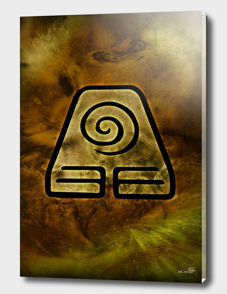 Avatar Symbol Earth Element
