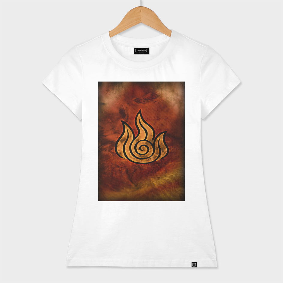 Avatar Symbol Fire Element