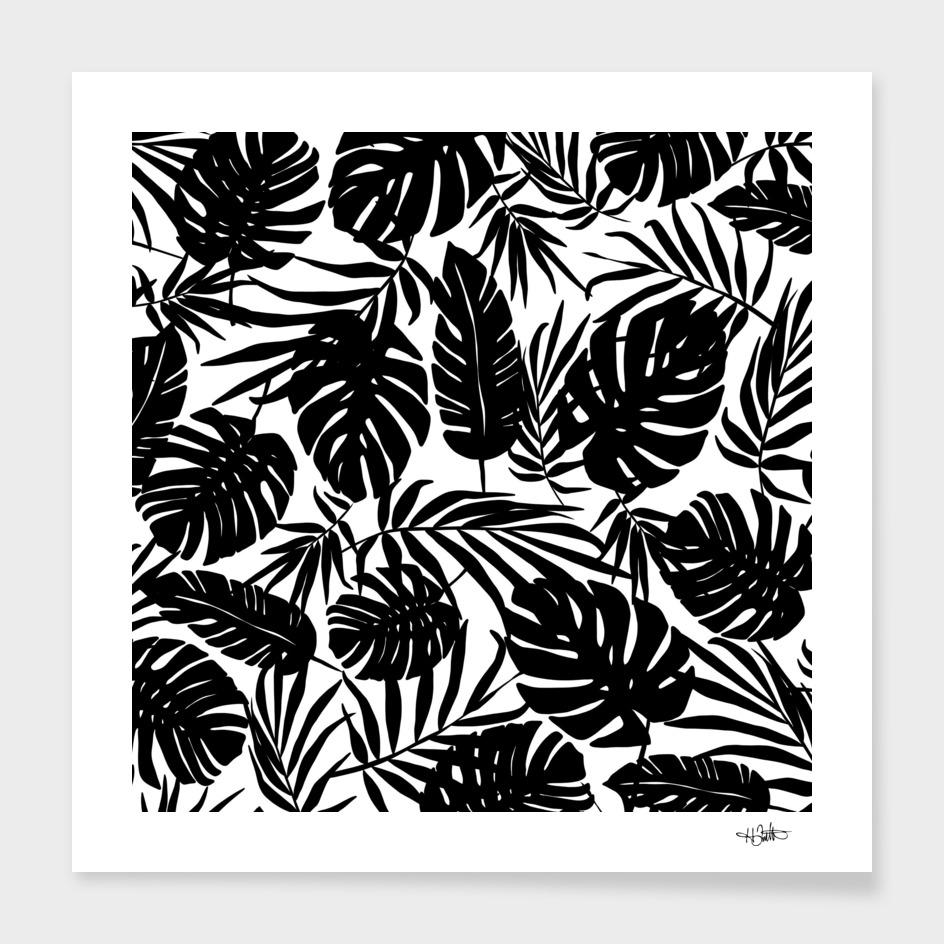 Urban Jungle White