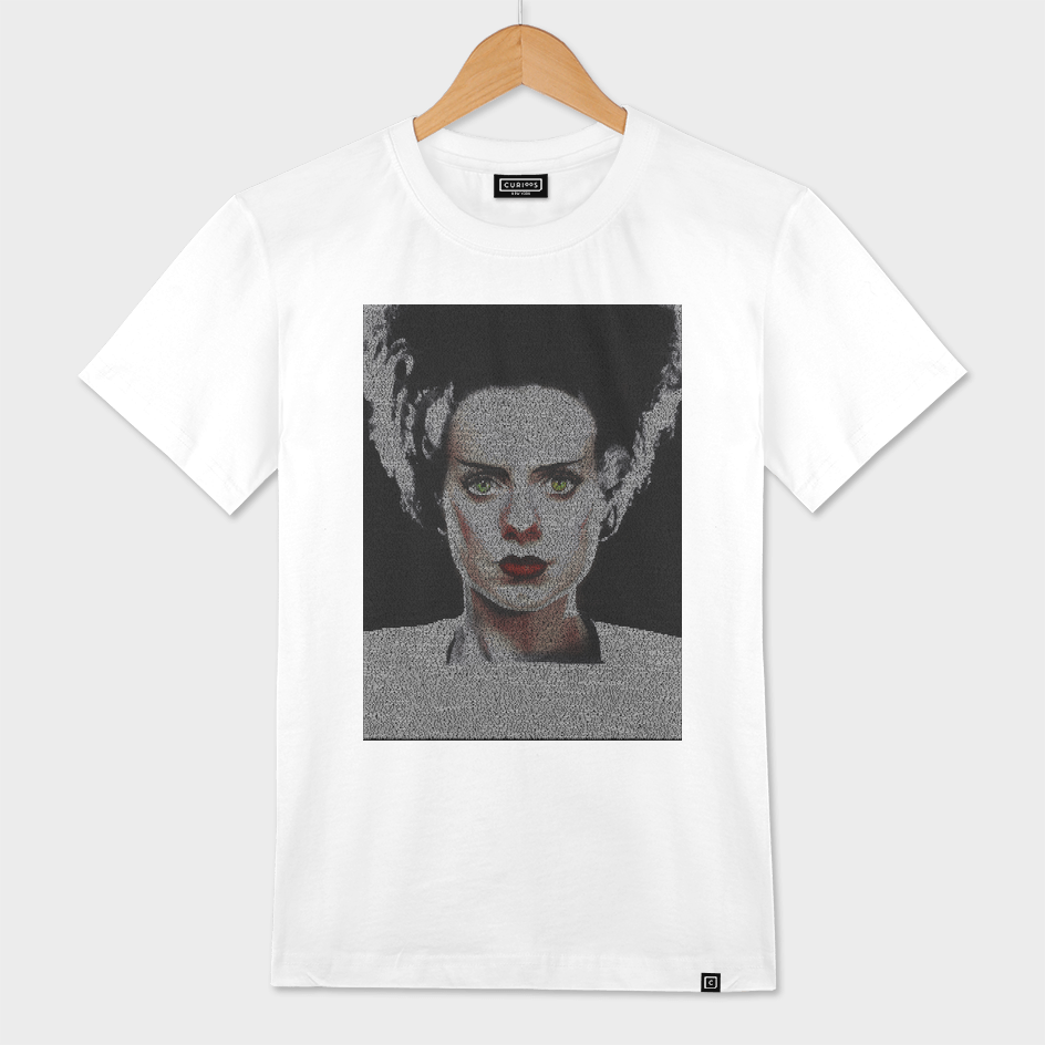 The Bride of Frankenstein Screenplay Print
