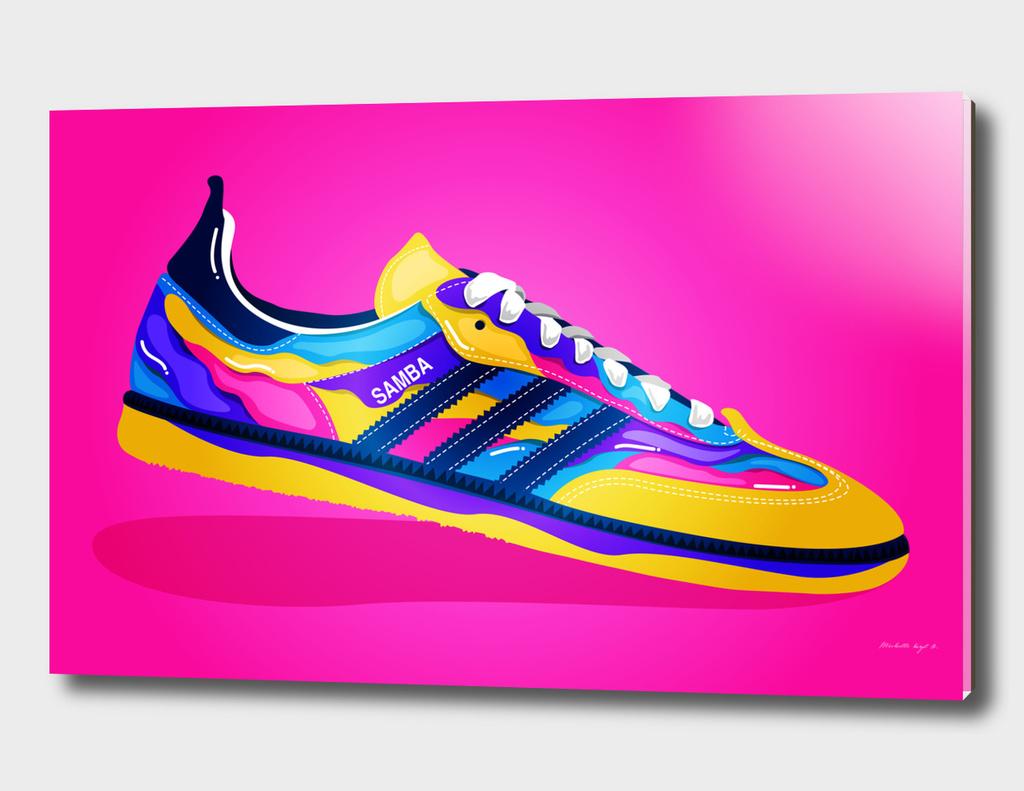 The Classic Series: Adidas Samba