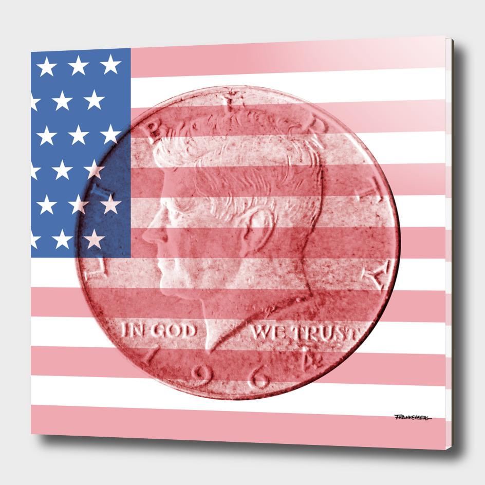 USA - Half Dollar 1964 - Front