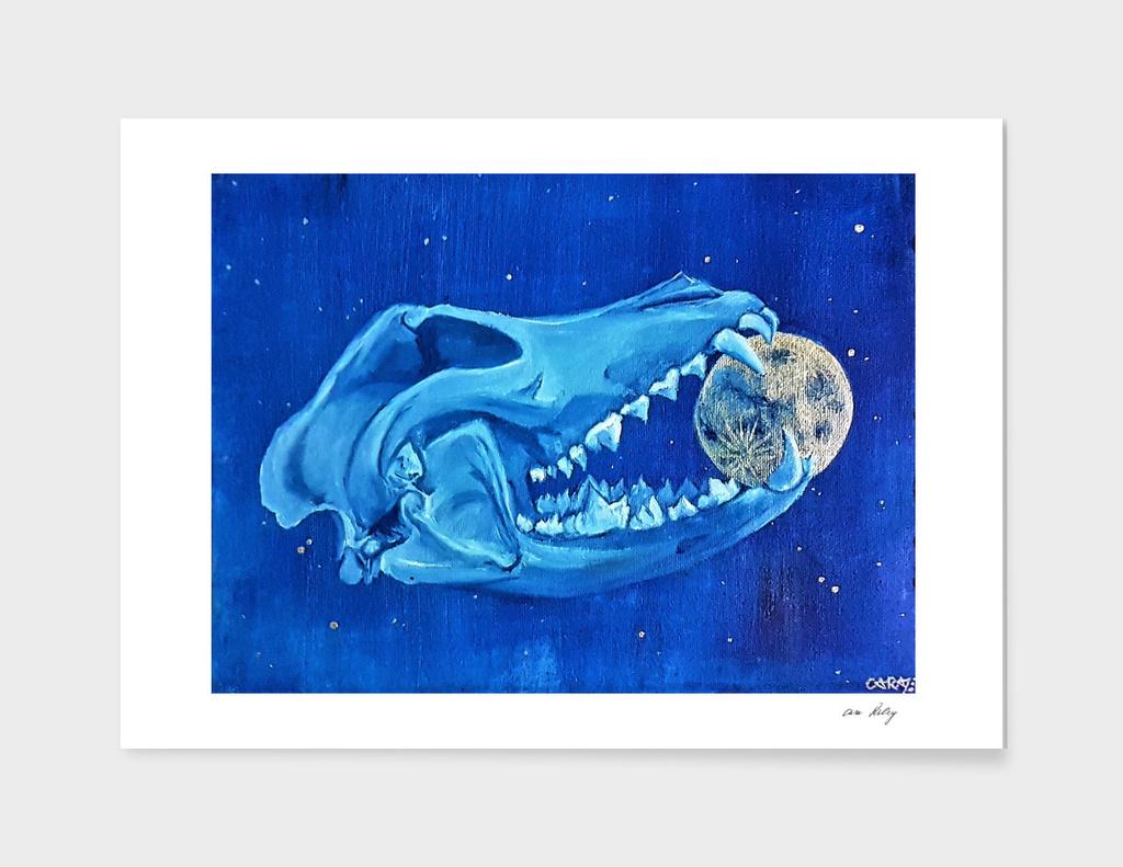 Lupus Calvariae Locus (The Wolf Skull)