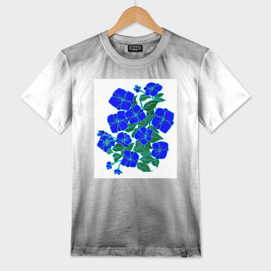 Blue Violets #6